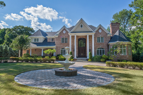 Magnificent luxury home listed in Watchung, NJ - come see it today!